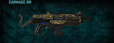 Indar dunes assault rifle carnage br