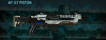 Rocky tundra shotgun af-57 piston