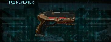 Indar rock pistol tx1 repeater