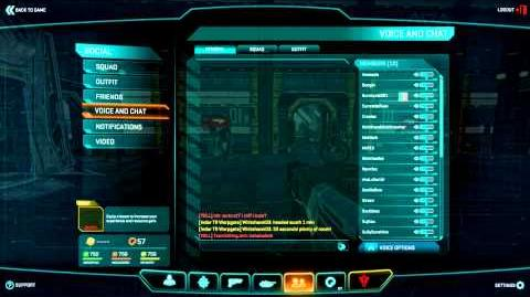 Planetside 2 Basic Training Finding a Squad and Learning How to Communicate