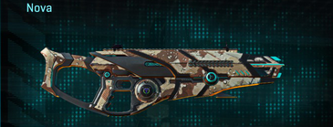 Desert scrub v2 shotgun nova