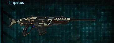 Desert scrub v1 sniper rifle impetus