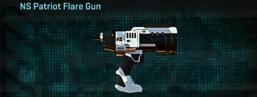Esamir ice pistol ns patriot flare gun