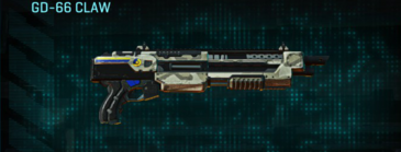 Indar dry ocean shotgun gd-66 claw