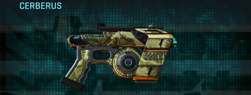 Palm pistol cerberus