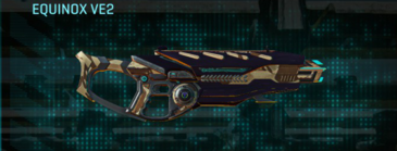 Indar scrub assault rifle equinox ve2