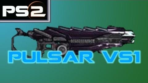 Planetside 2 - Pulsar VS1 Gun Review - Mr