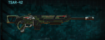Amerish leaf sniper rifle tsar-42