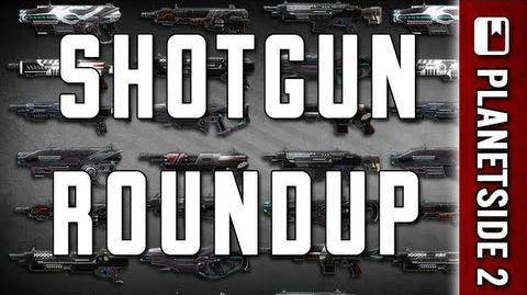 Shotgun Roundup (Which Shotgun is Best For You?) - PlanetSide 2