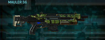 Jungle forest shotgun mauler s6