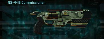 Amerish brush pistol ns-44b commissioner