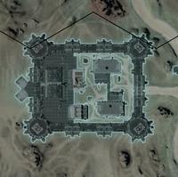 Saruva South Fortress GU09