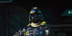 Nc composite helmet engineer