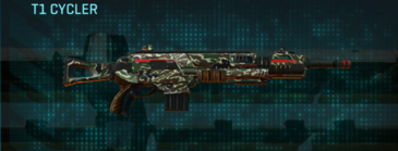 Scrub forest assault rifle t1 cycler