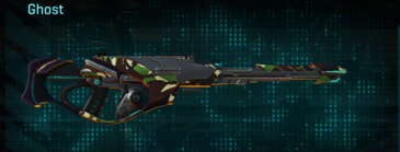 African forest sniper rifle ghost