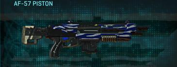 Nc zebra shotgun af-57 piston