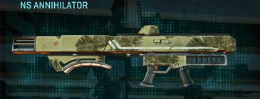 Palm rocket launcher ns annihilator