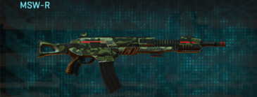 Amerish forest lmg msw-r