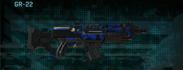 Nc loyal soldier assault rifle gr-22