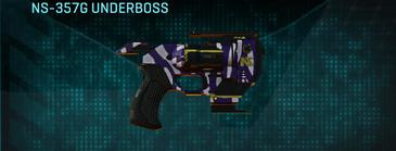 Vs zebra pistol ns-357g underboss