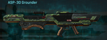 Amerish forest rocket launcher asp-30 grounder