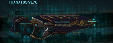 Indar highlands v1 shotgun thanatos ve70