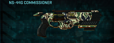 Scrub forest pistol ns-44g commissioner