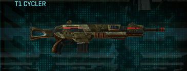 Indar highlands v2 assault rifle t1 cycler