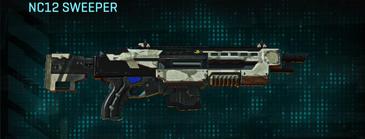 Indar dry ocean shotgun nc12 sweeper