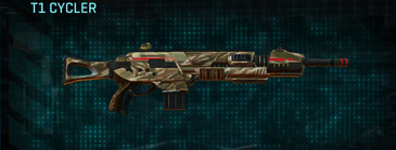 Indar dunes assault rifle t1 cycler
