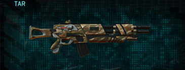 Indar dunes assault rifle tar
