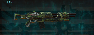 Amerish forest assault rifle tar