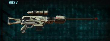 Indar dry ocean sniper rifle 99sv