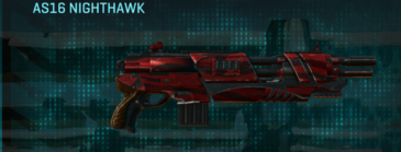Tr zebra shotgun as16 nighthawk