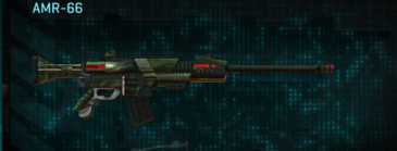 Amerish leaf battle rifle amr-66