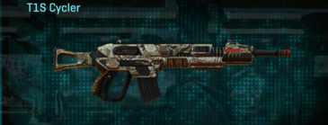 Arid forest assault rifle t1s cycler