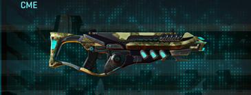 Palm assault rifle cme