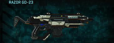 Indar dry ocean carbine razor gd-23
