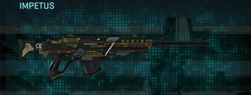 Indar highlands v2 sniper rifle impetus