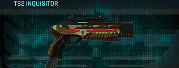 India scrub pistol ts2 inquisitor