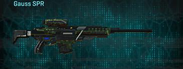 Amerish grassland sniper rifle gauss spr