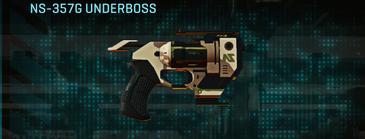 Indar scrub pistol ns-357g underboss