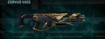Indar dunes assault rifle corvus va55