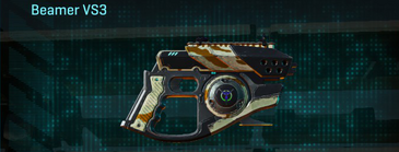 California scrub pistol beamer vs3