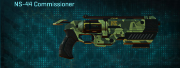 Amerish forest pistol ns-44 commissioner