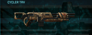 Indar plateau assault rifle cycler trv
