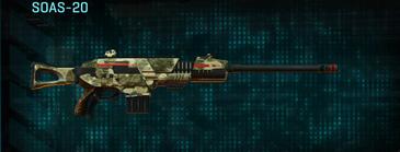 Palm scout rifle soas-20