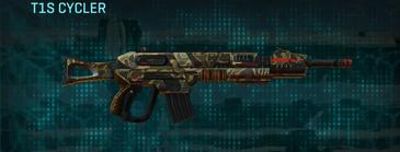 Indar highlands v1 assault rifle t1s cycler