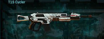 Esamir snow assault rifle t1s cycler