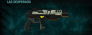 Indar dry ocean pistol la3 desperado